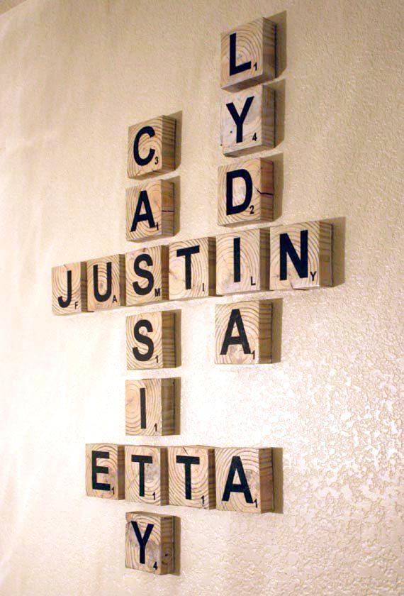 Scrabble Family