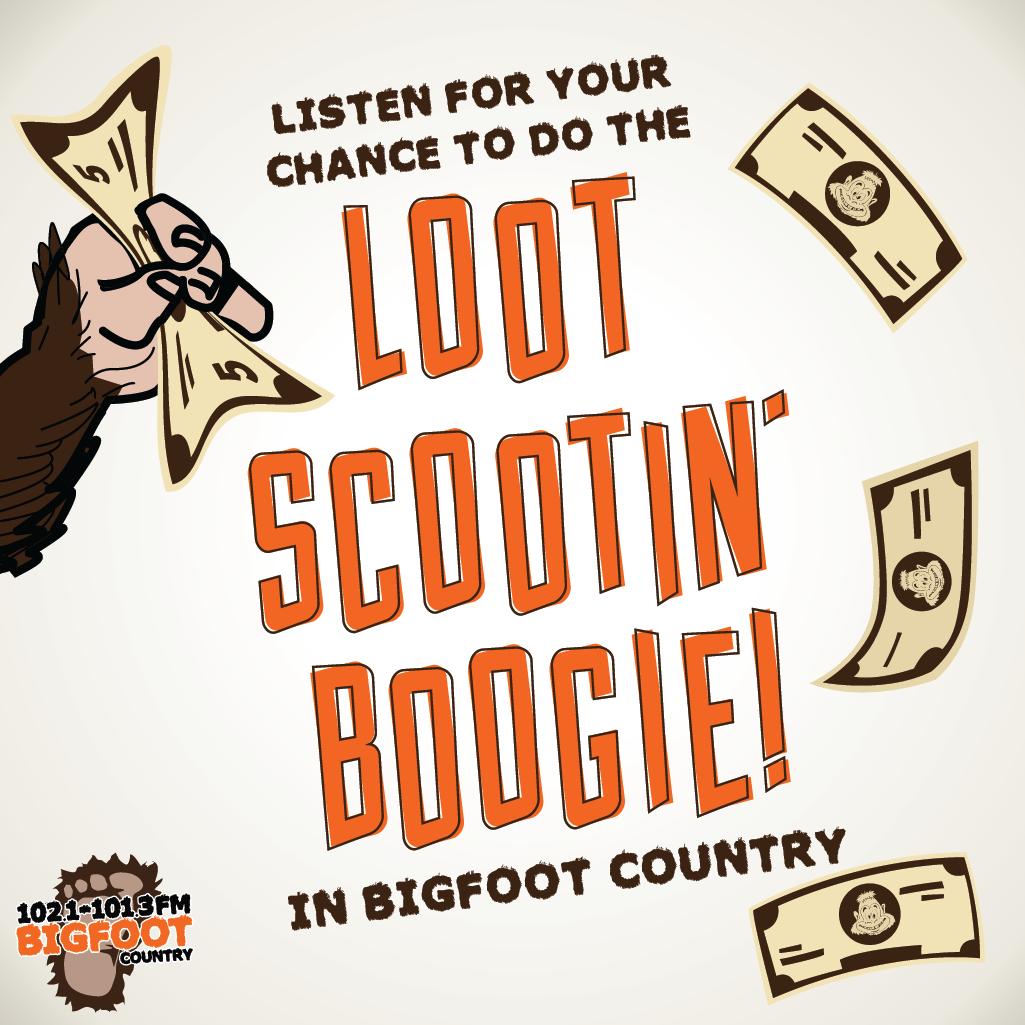 Loot Scootin' Boogie