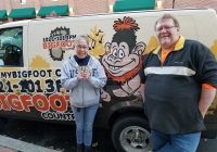 The Loot Scootin' Boogie is still out there in Bigfoot Counrty!