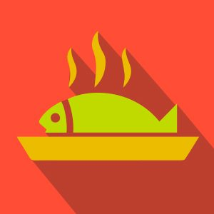LOOKING FOR A FISH DINNER?