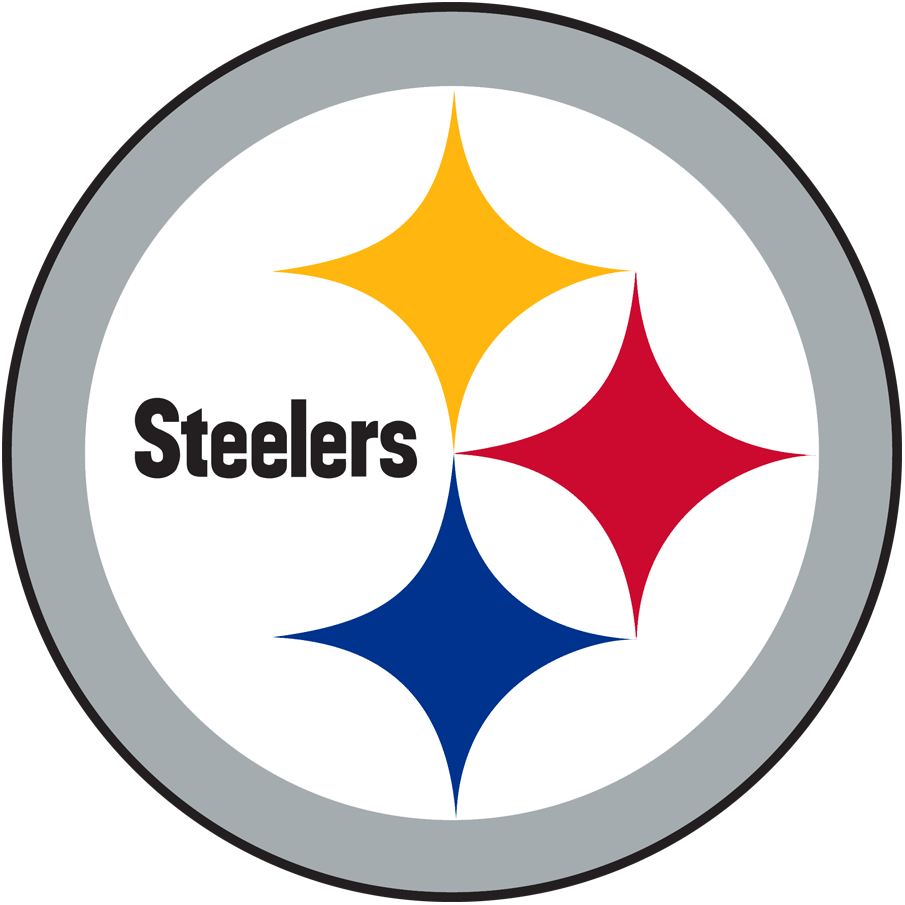 THE STEELERS ARE HERE!!