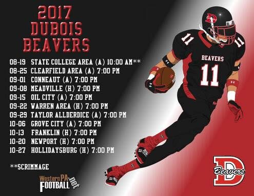 Get ready- we are almost there!!! DAHS FOOTBALL