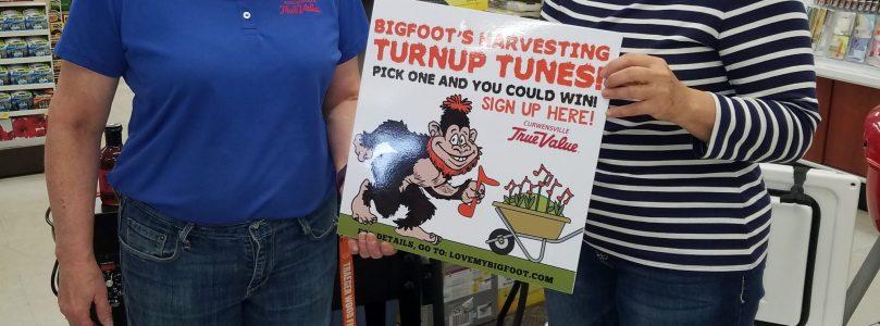 Turnup Tunes Winner!!
