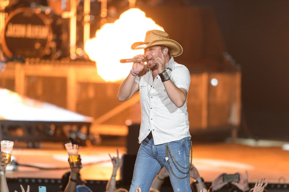 Jason Aldean Releases New Song / Lady A grows their family by two more