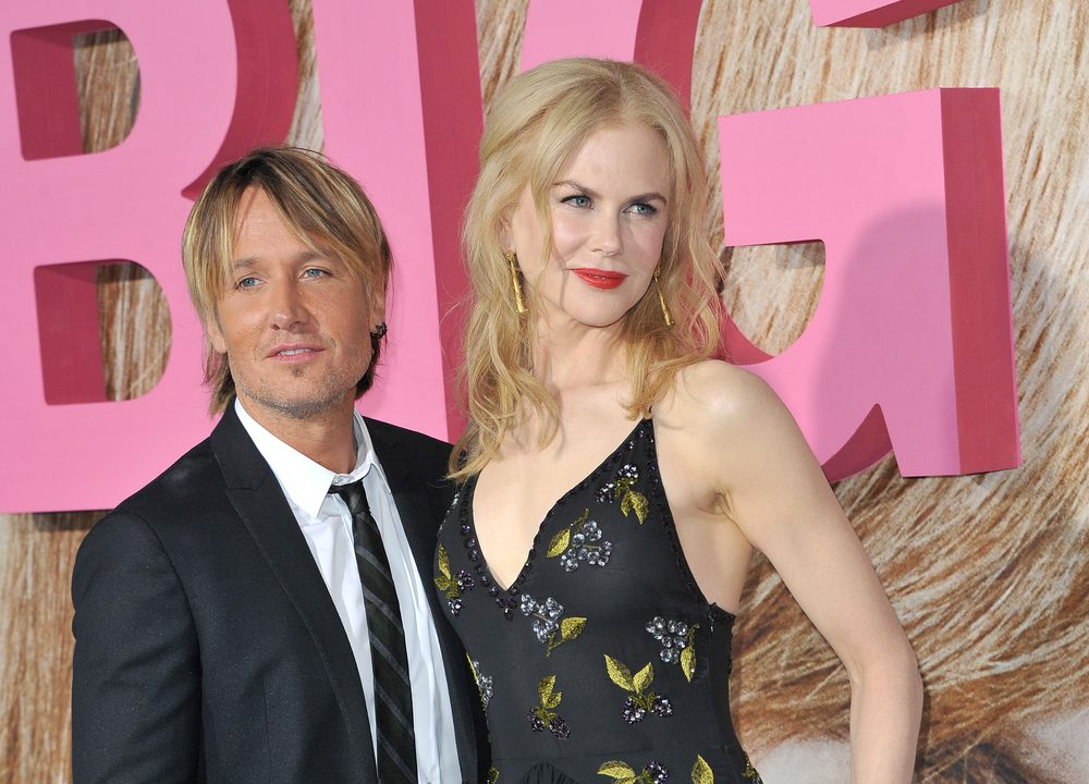 Nicole Kidman Takes On 8-Legged Intruder