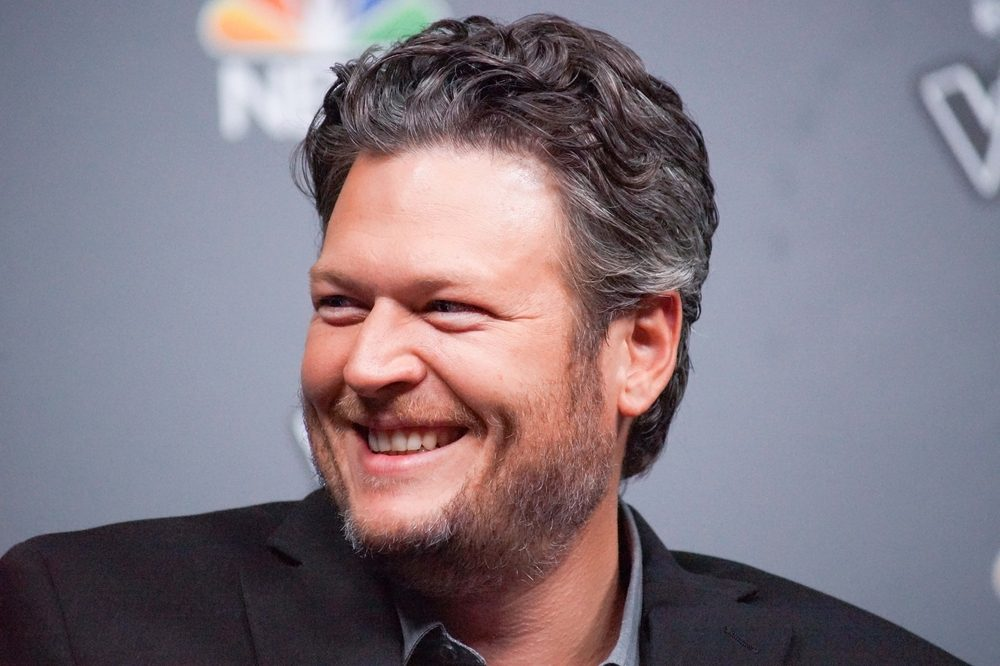 Blake Takes A Tumble