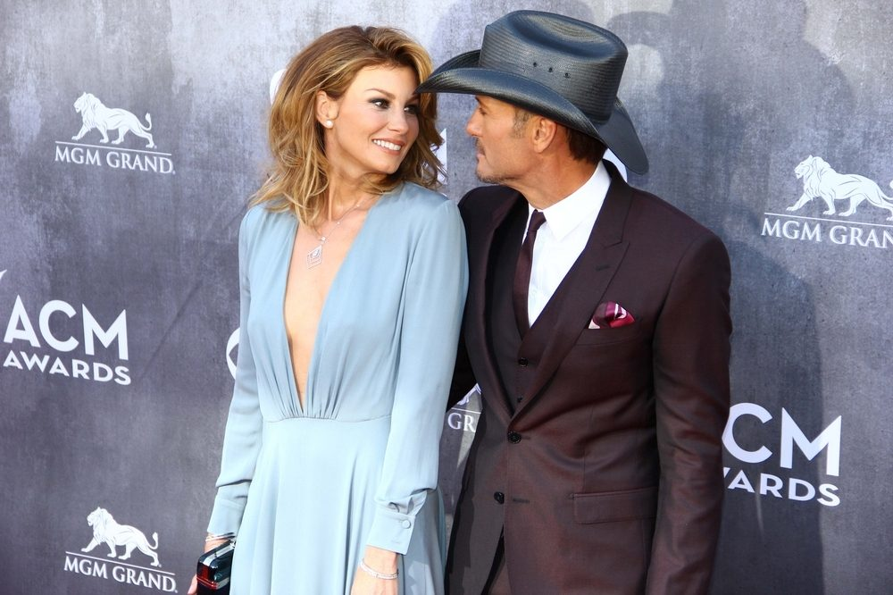 Tim McGraw and Faith Hill have joint fashion line / Brother's Oborne and Big & Rich talk new albums