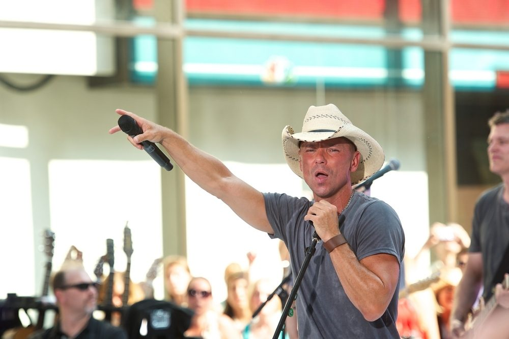 Kenny Chesney Releases Next Single and New Music Video [watch]