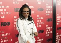 Oprah's putting her name behind a line of freezer foods