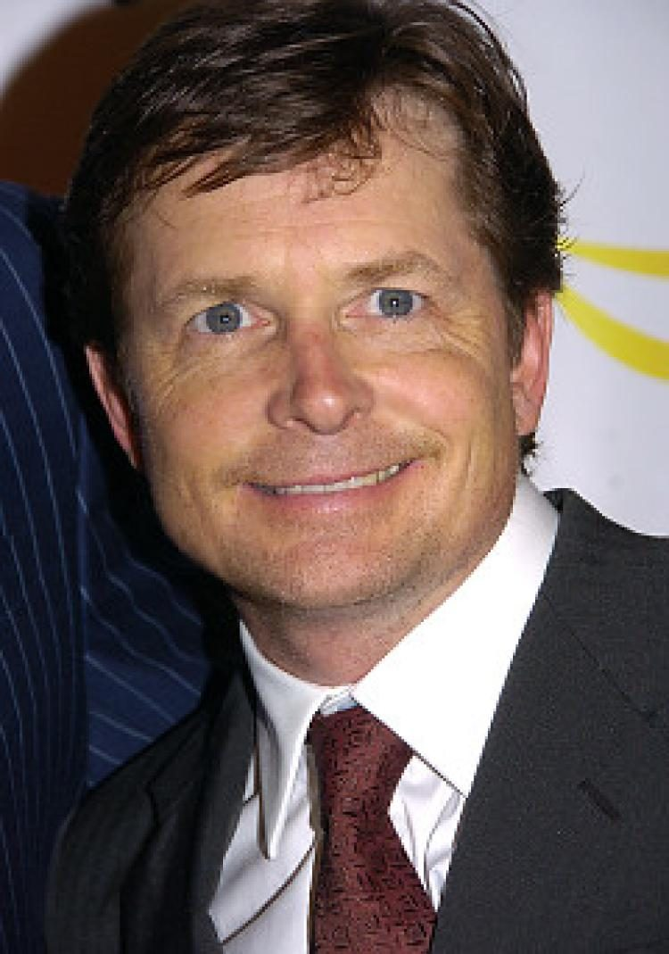Michael J. Fox gets his first tattoo!