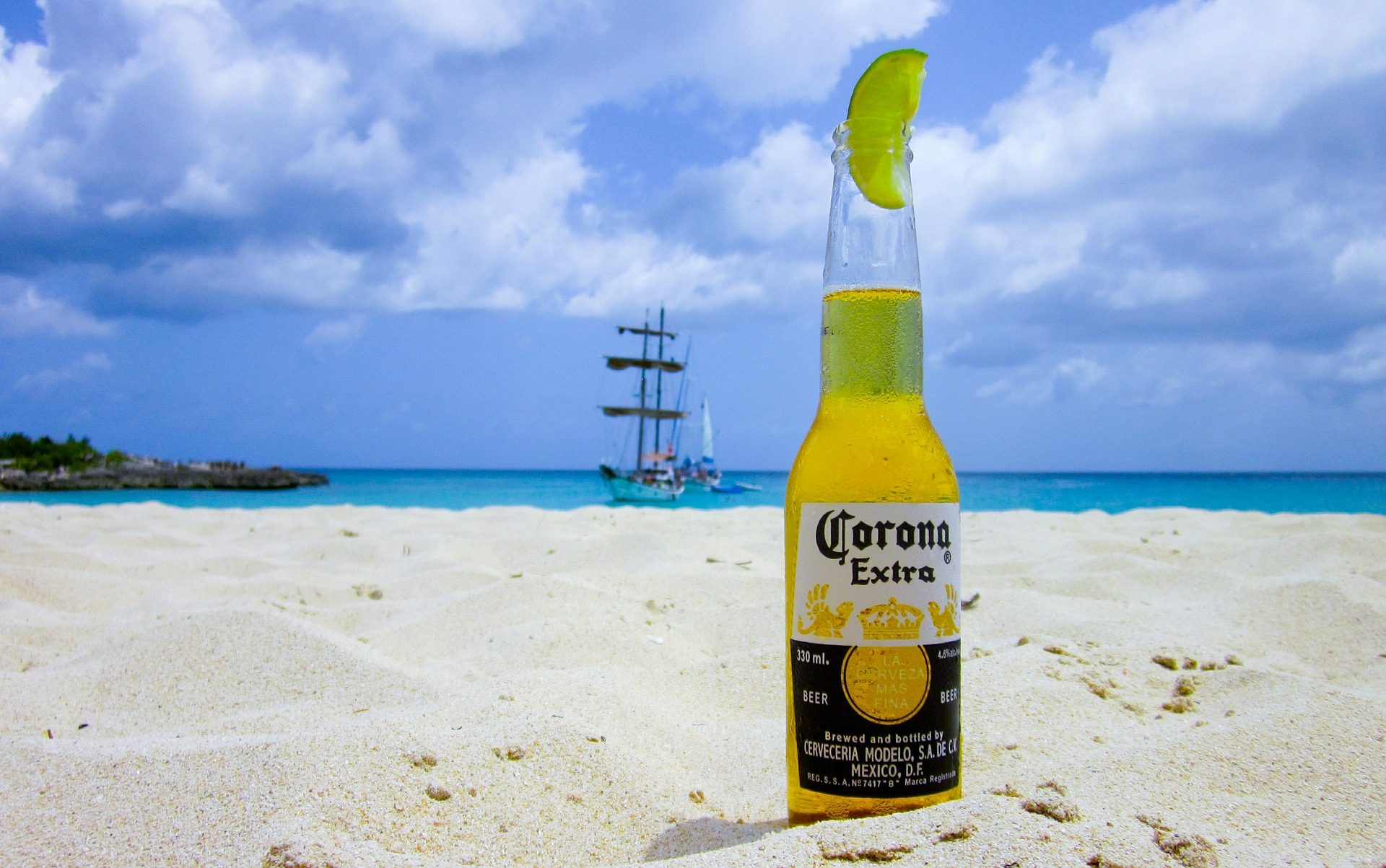 Corona Candies Coming Just in Time For Beach Season [watch]
