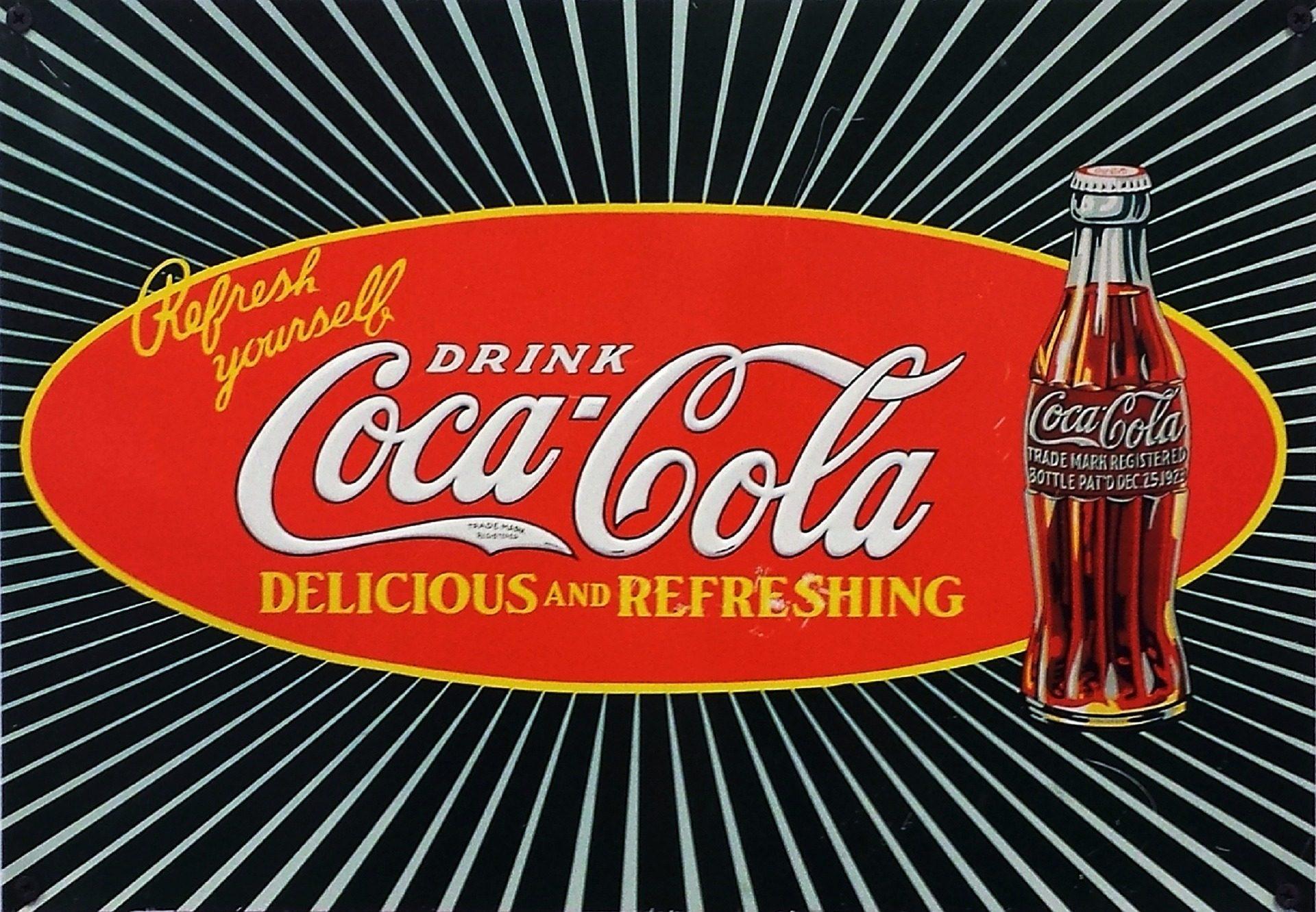 Coca Cola is hitting the hard stuff [watch]