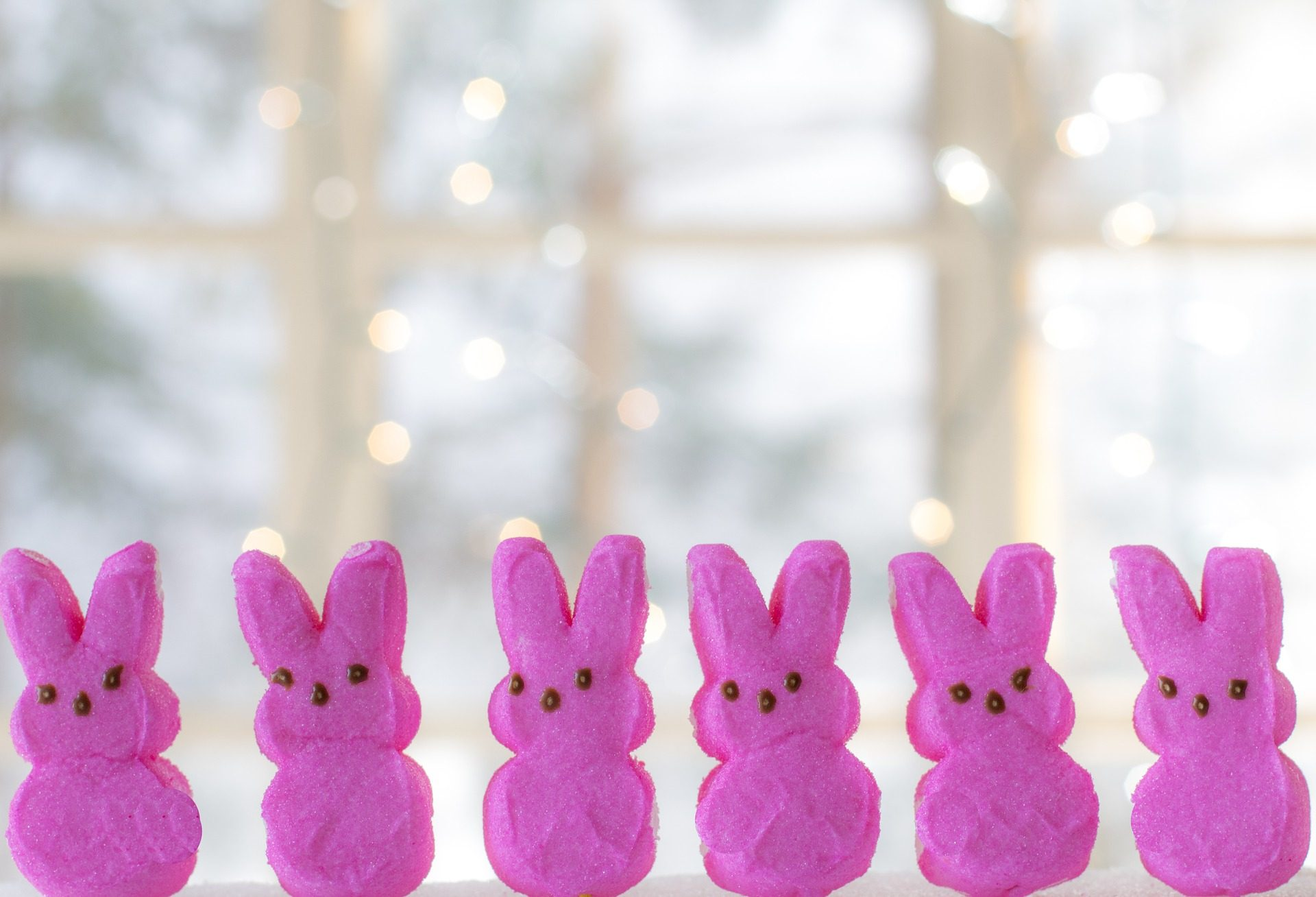 8 New Flavors of Peeps released (Including three mysteries)