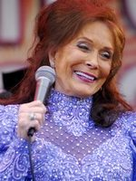 Loretta Lynn celebrates her birthday with a huge show