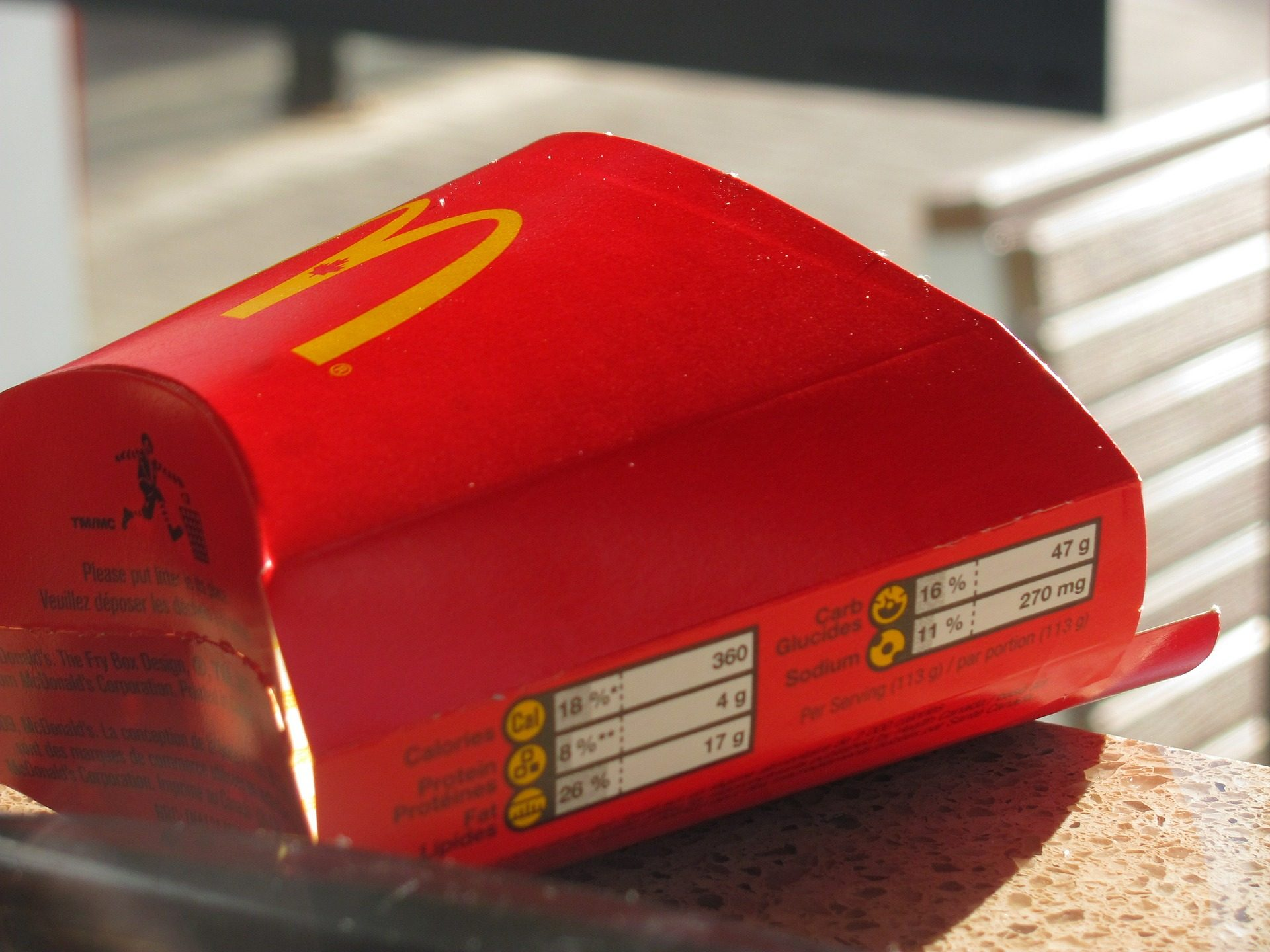 Happy Meals are getting healthier [watch]