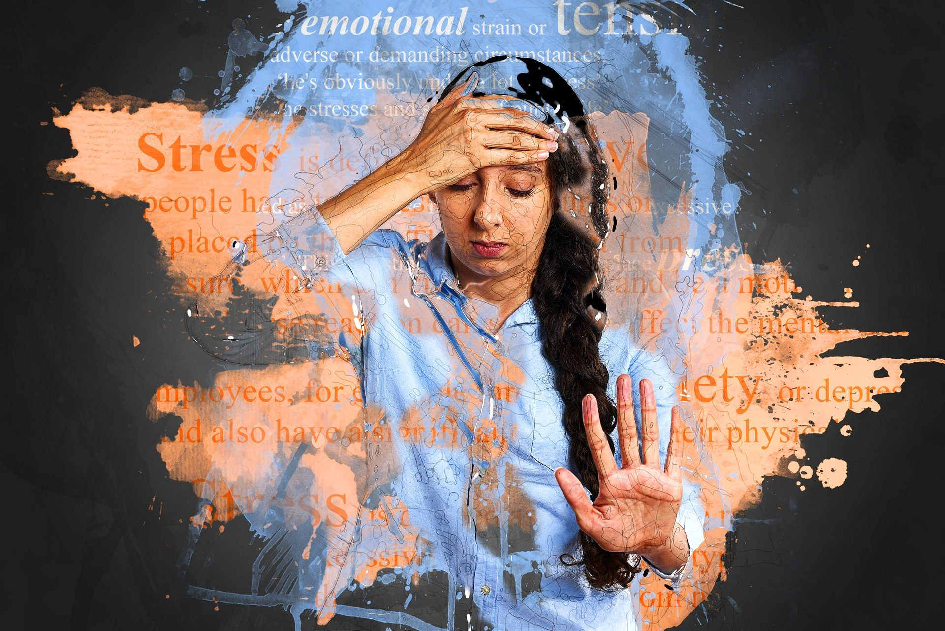 Americans are more stressed than they've ever been [watch]