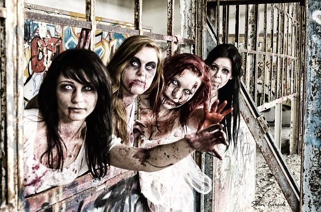 Police In One PA Town Answer Calls About Zombies