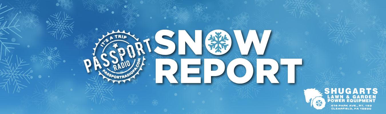 Passport Snow Report