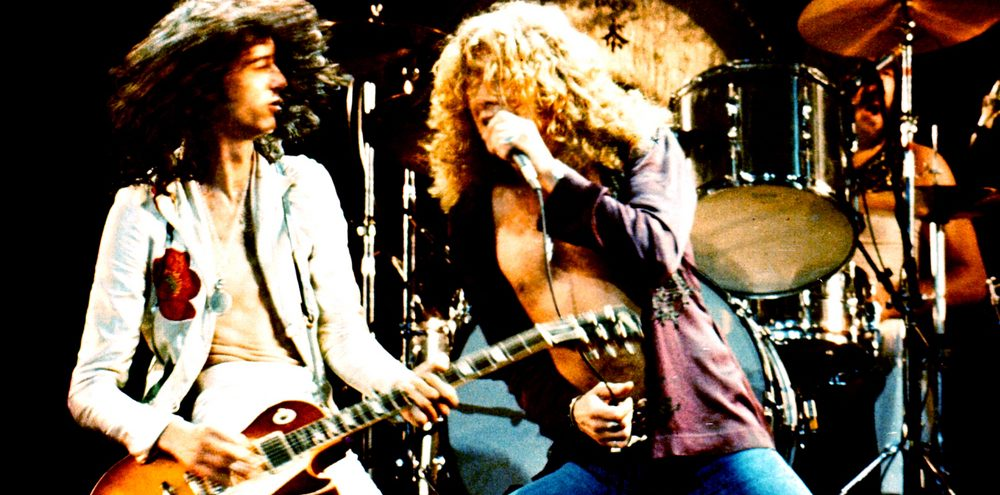 Led Zeppelin is getting their own documentary