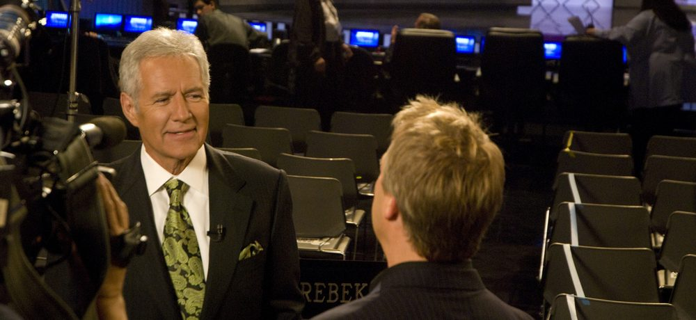 Alex Trebek staying put to keep your 6:00 hour safe… for now