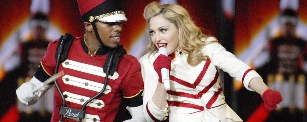 Madonna's back with new music! [watch]