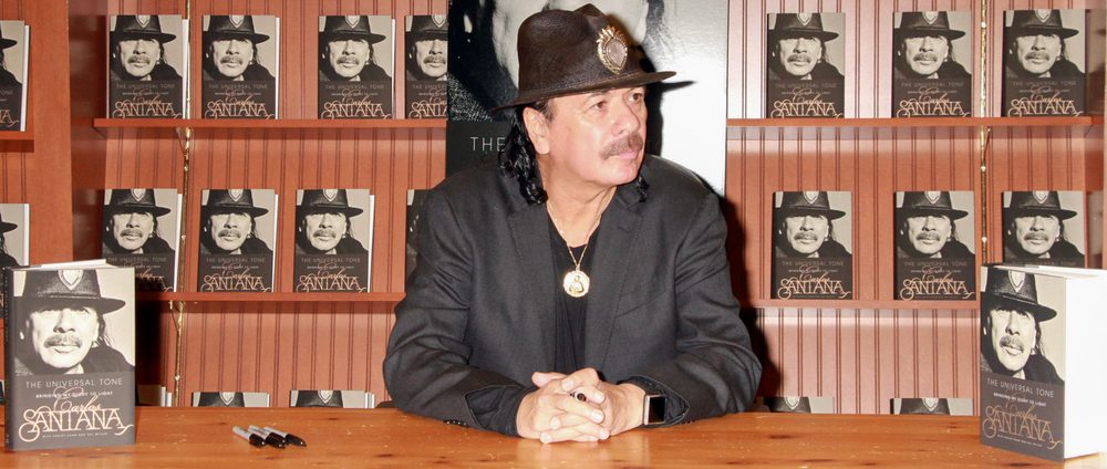 New Santana Album is on the way!