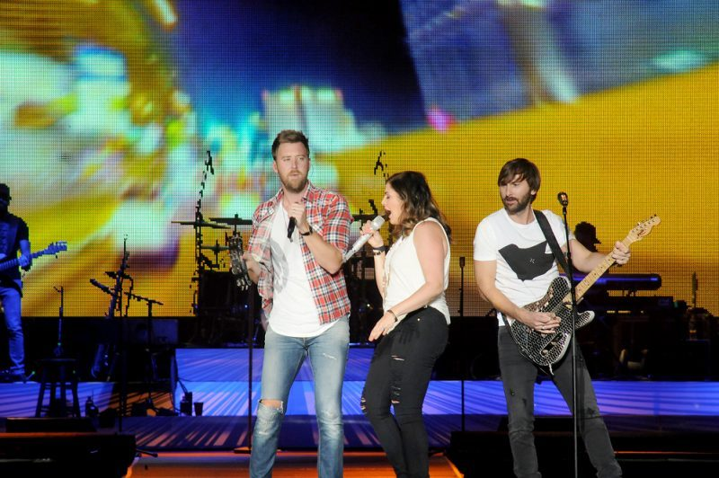 Lady Antebellum Concert To Air In Movie Theaters Nationwide For One Night Only (Details)