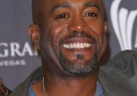 Darius Rucker Goes Undercover As A Street Performer (Watch)