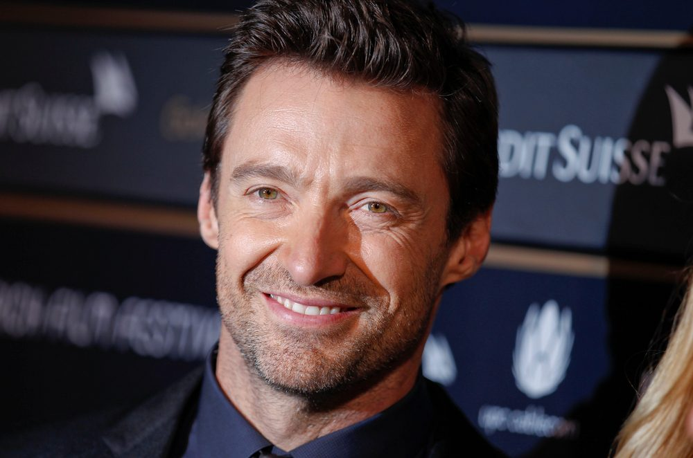 Hugh Jackman Was Once a Teacher and it took one reporter by surprise when Hugh remembered him!