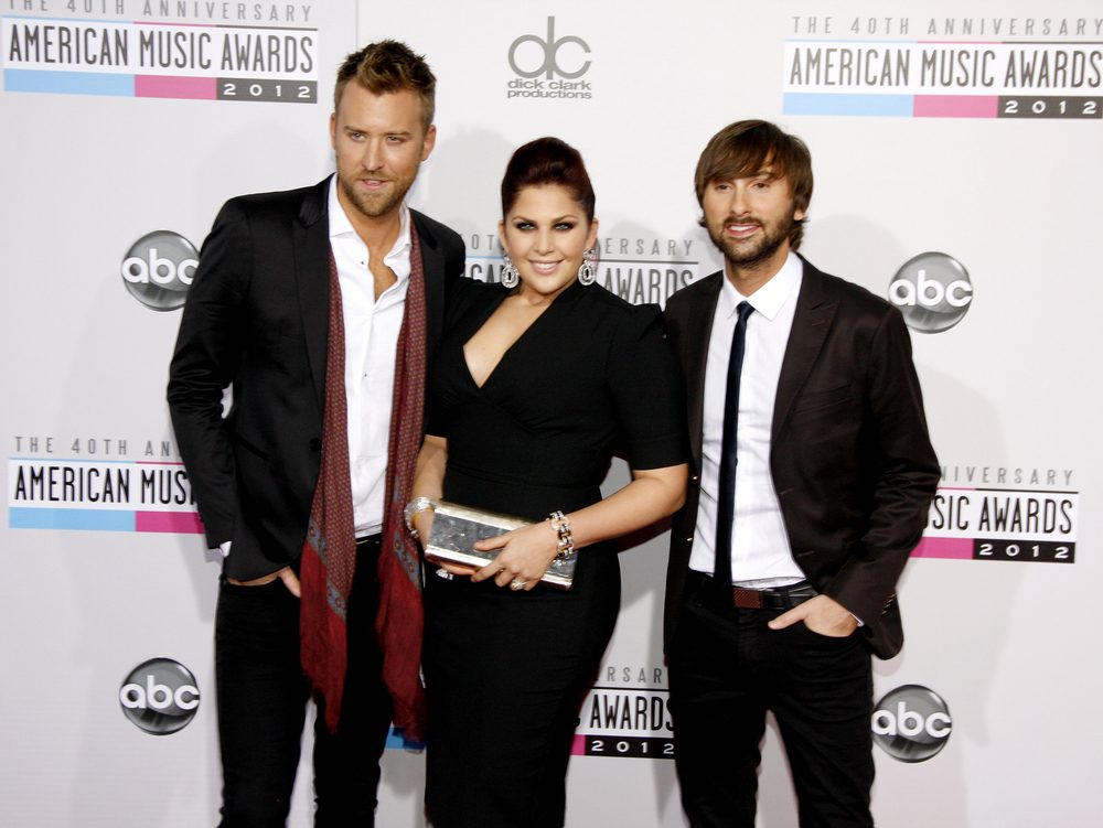 Welcome the (cutest) & newest member to Lady Antebellum! [WATCH]