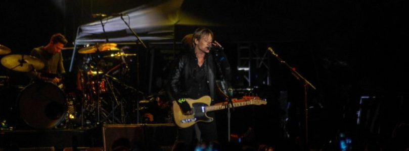 Keith Urban Celebrates His Fifth Anniversary As A Grand Ole Opry Member (Watch)