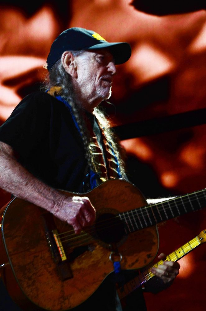 "New Music from Willie Nelson: ""Last Man Standing"" [Watch]"