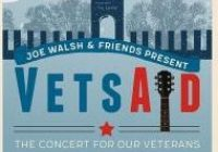 Joe Walsh Teaming Up With Country Artists To Help Veterans