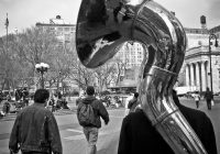 A Country Song with a Tuba? Sort of…
