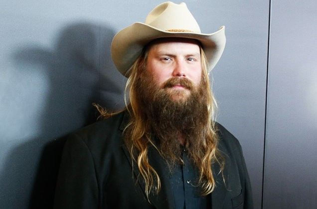 First look:  Chris Stapleton shares image of Twins!