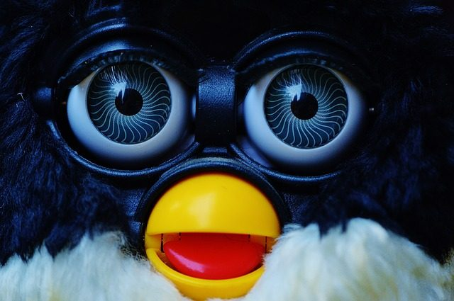 Remember the Furby? This man made a Furby Organ and it's pretty creepy! [WATCH]