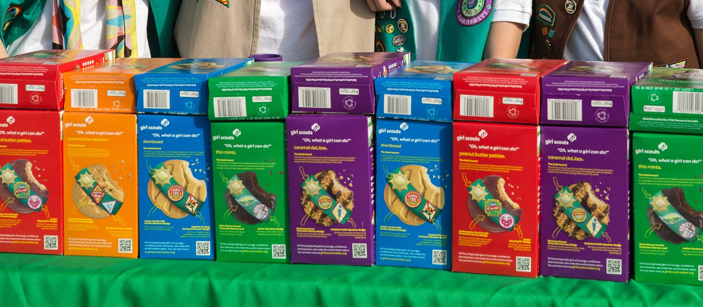 Would You Buy Girl Scout Cookies from Jennifer Garner?