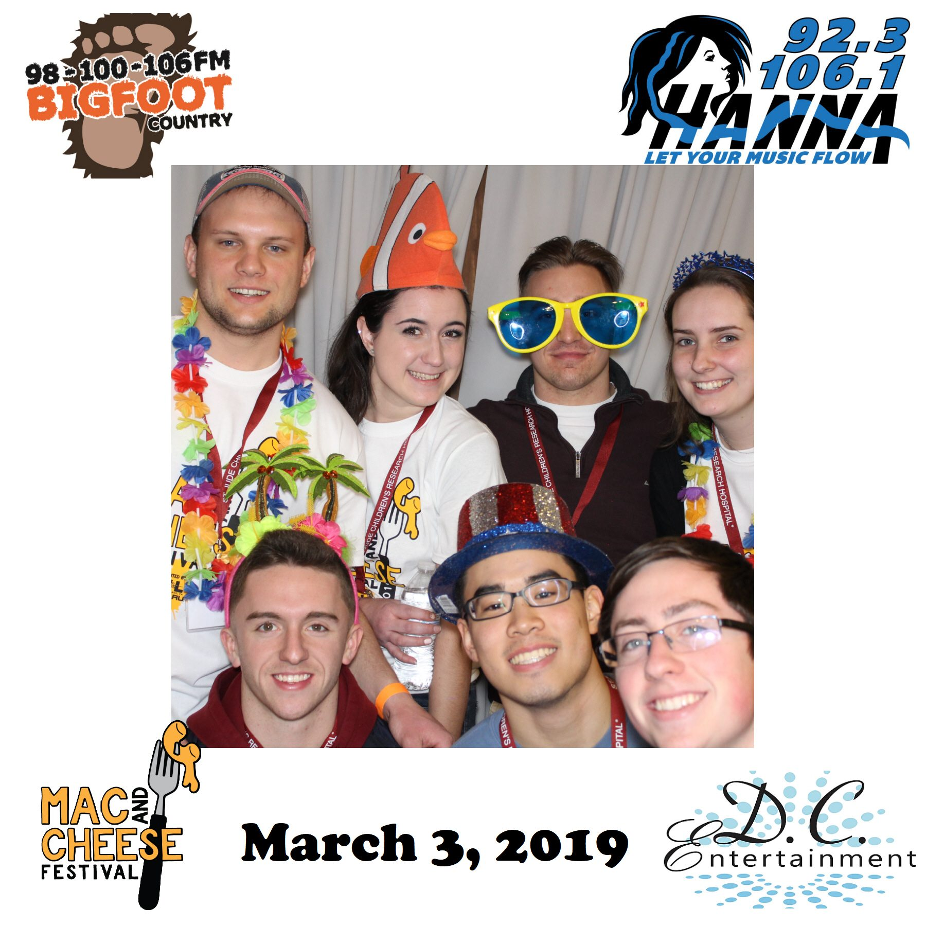 Your Mac and Cheese Fest Photo Booth Pics are Here!