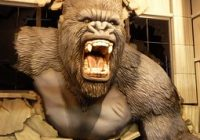 King Kong is in Salt Lake City!!!