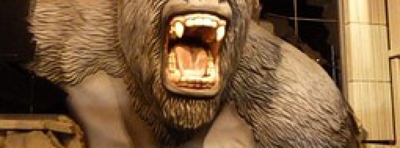 King Kong is in Salt Lake City!!!