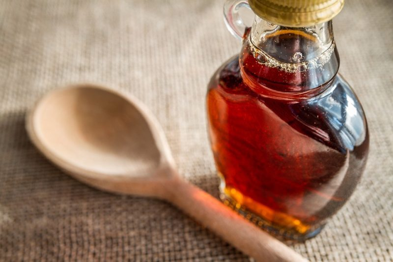 Man Breaks Maple Syrup Speed Chugging World Record (Watch)