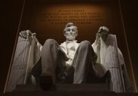 Hundreds Of Kids Dress Up As Lincoln For President's Day….Honest!