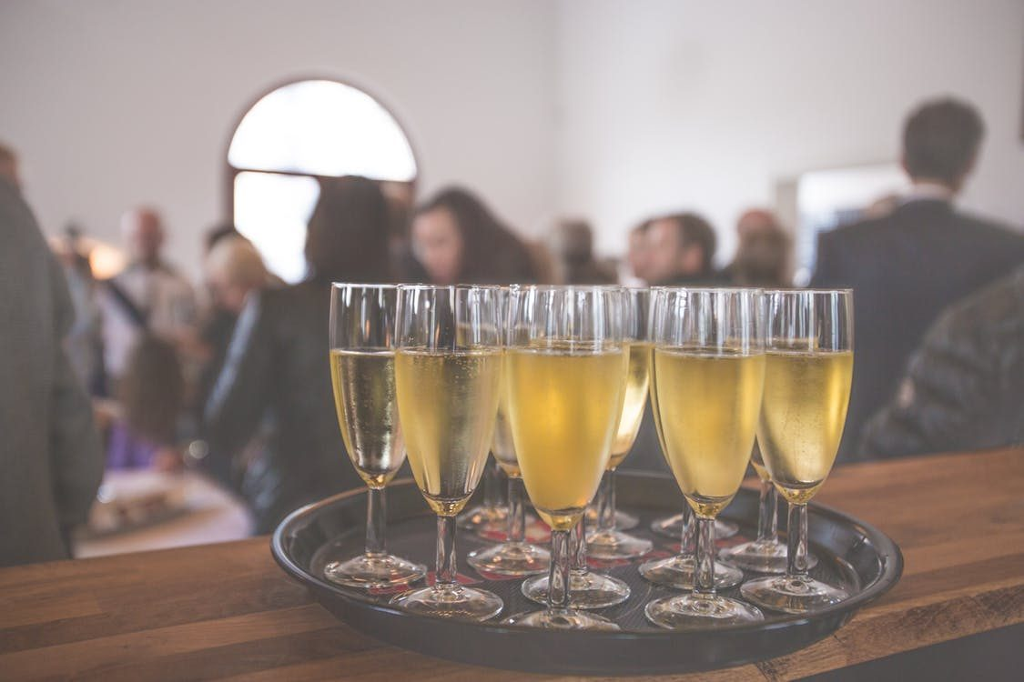 The Right Way to Attend an Office Party