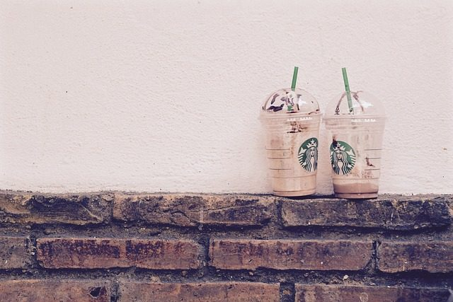Starbucks Will be releasing the Crystal Ball Frappuccino this Thursday!