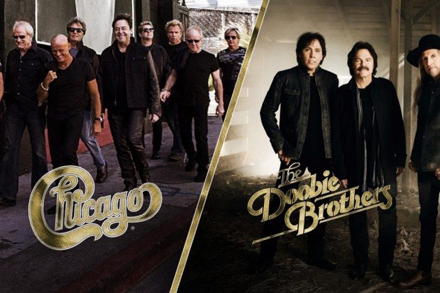 Chicago & Doobie Brothers Tour Coming Soon To Our Area!
