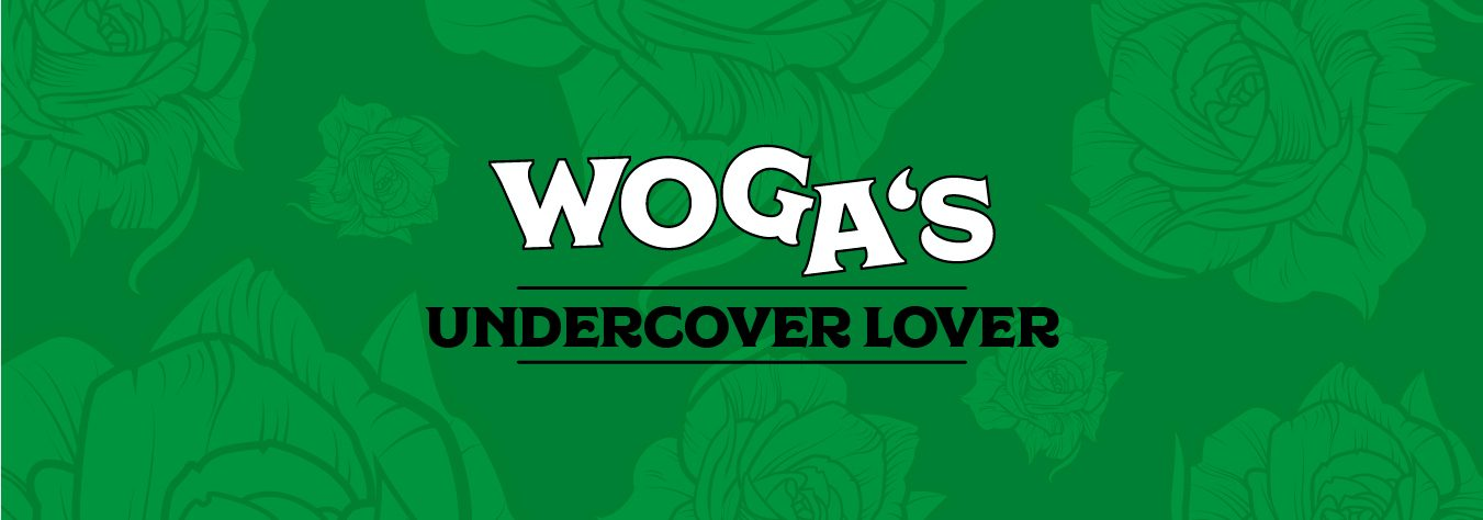 WOGA's UNDERCOVER LOVER: Surprise Someone With a Dozen Roses!