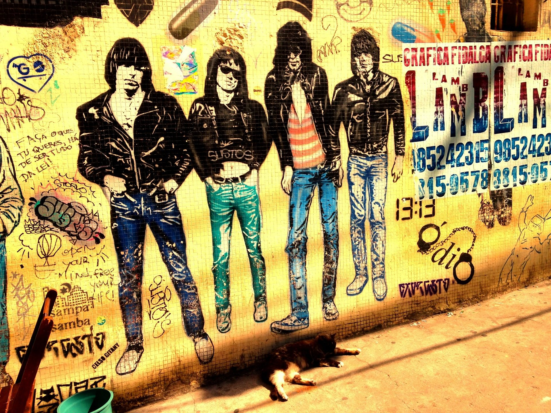 A Lego Ramones Set Might Be On The Way!