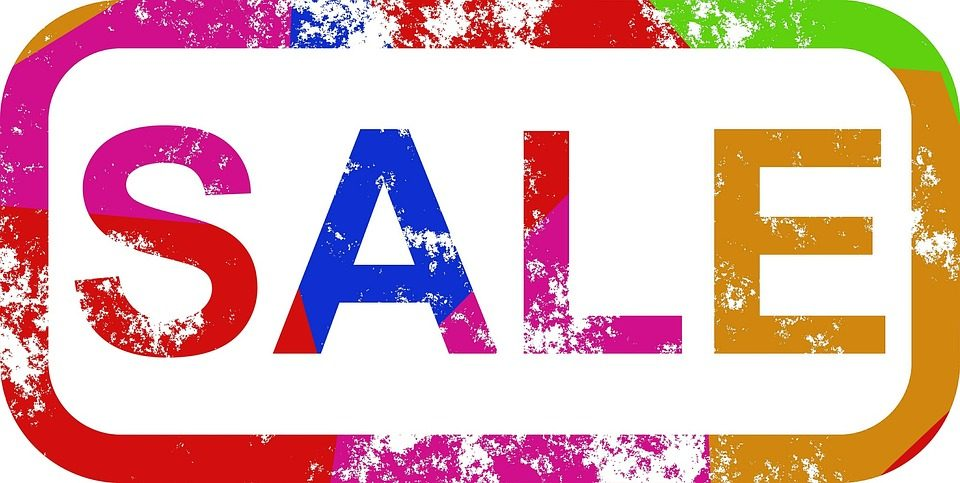 WOGA One-Half Off Sale – List of Items for Sale! ALL 50% Off!