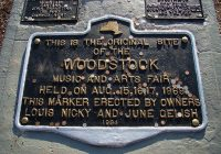 WOODSTOCK MUSIC AND ARTS FAIR 50th ANNIVERSARY.. THIS SUMMER! NEARBY!