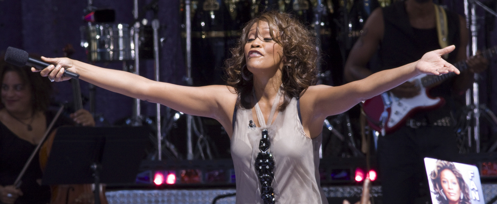 Whitney Houston's Hologram Tour starts with Mixed Reviews